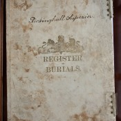 Rickinghall Superior burial register